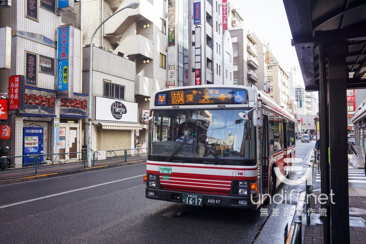 【東京交通】吉祥寺到深大寺 》小田急巴士搭乘方式 22