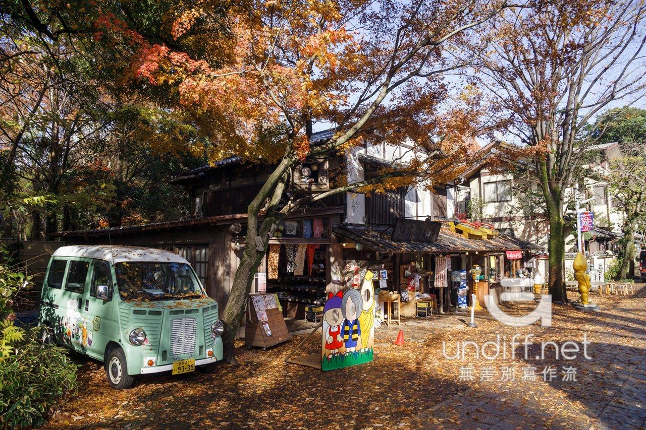 【東京景點】深大寺 鬼太郎茶屋 》走進可愛的妖怪世界 2