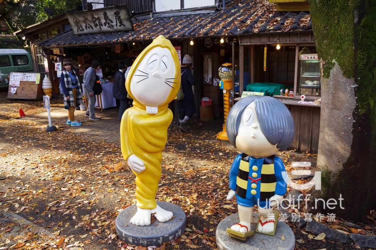 【東京景點】深大寺 鬼太郎茶屋 》走進可愛的妖怪世界 16