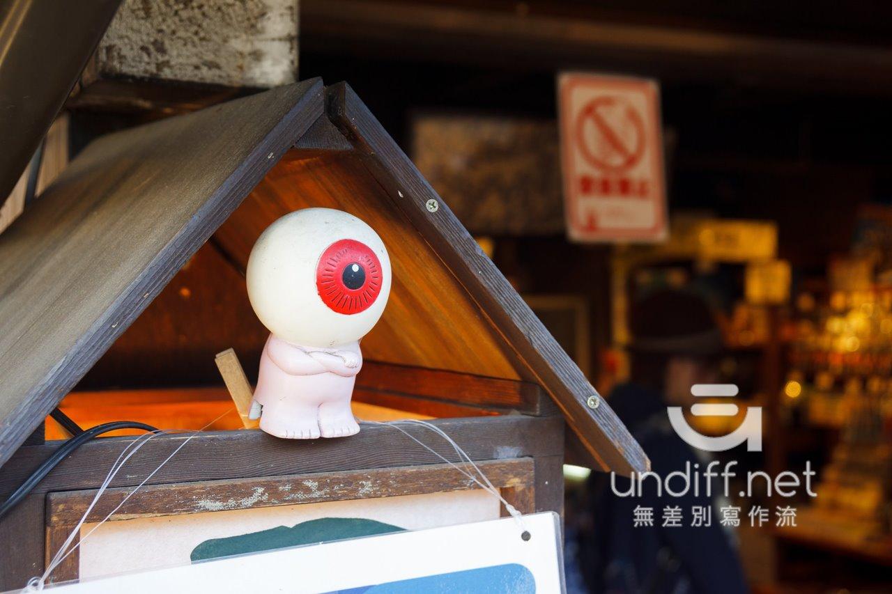 【東京景點】深大寺 鬼太郎茶屋 》走進可愛的妖怪世界 28
