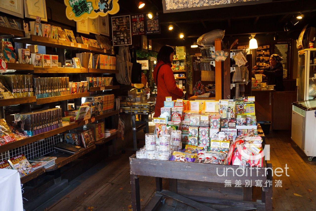 【東京景點】深大寺 鬼太郎茶屋 》走進可愛的妖怪世界 30