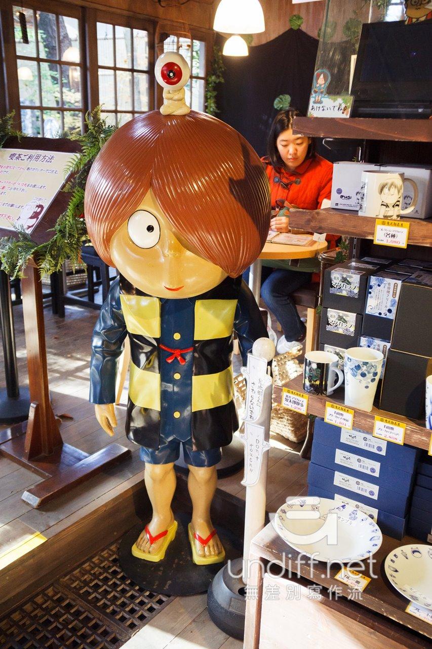 【東京景點】深大寺 鬼太郎茶屋 》走進可愛的妖怪世界 42