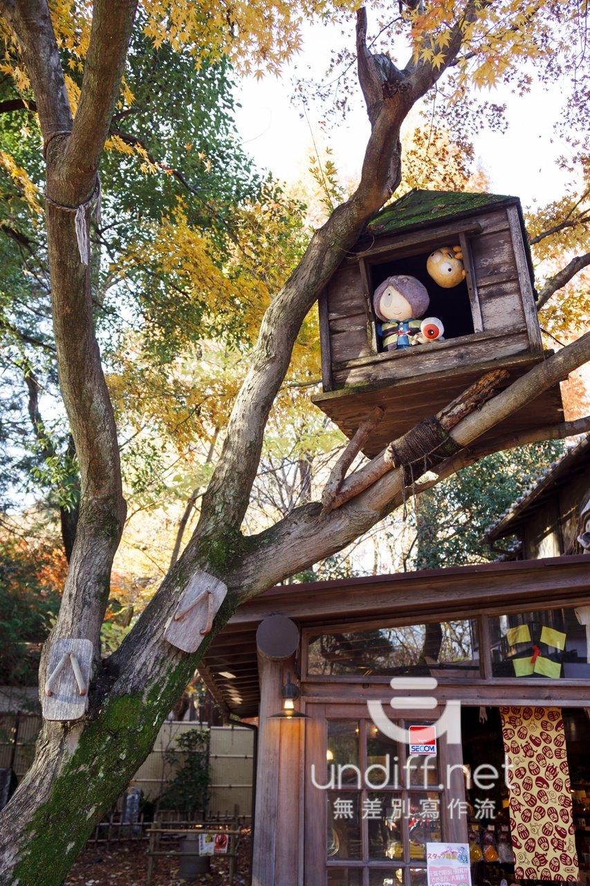 【東京景點】深大寺 鬼太郎茶屋 》走進可愛的妖怪世界 6