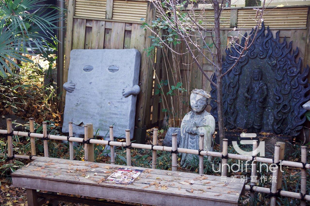 【東京景點】深大寺 鬼太郎茶屋 》走進可愛的妖怪世界 10