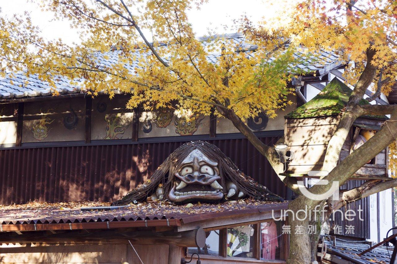 【東京景點】深大寺 鬼太郎茶屋 》走進可愛的妖怪世界 8