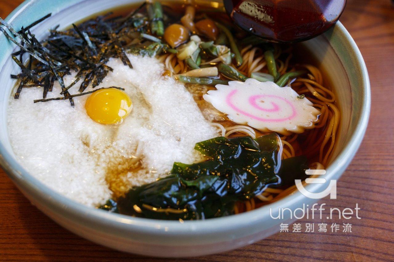 【東京美食】深大寺 元祖 嶋田家 》初嚐老店正統蕎麥麵的美味 40