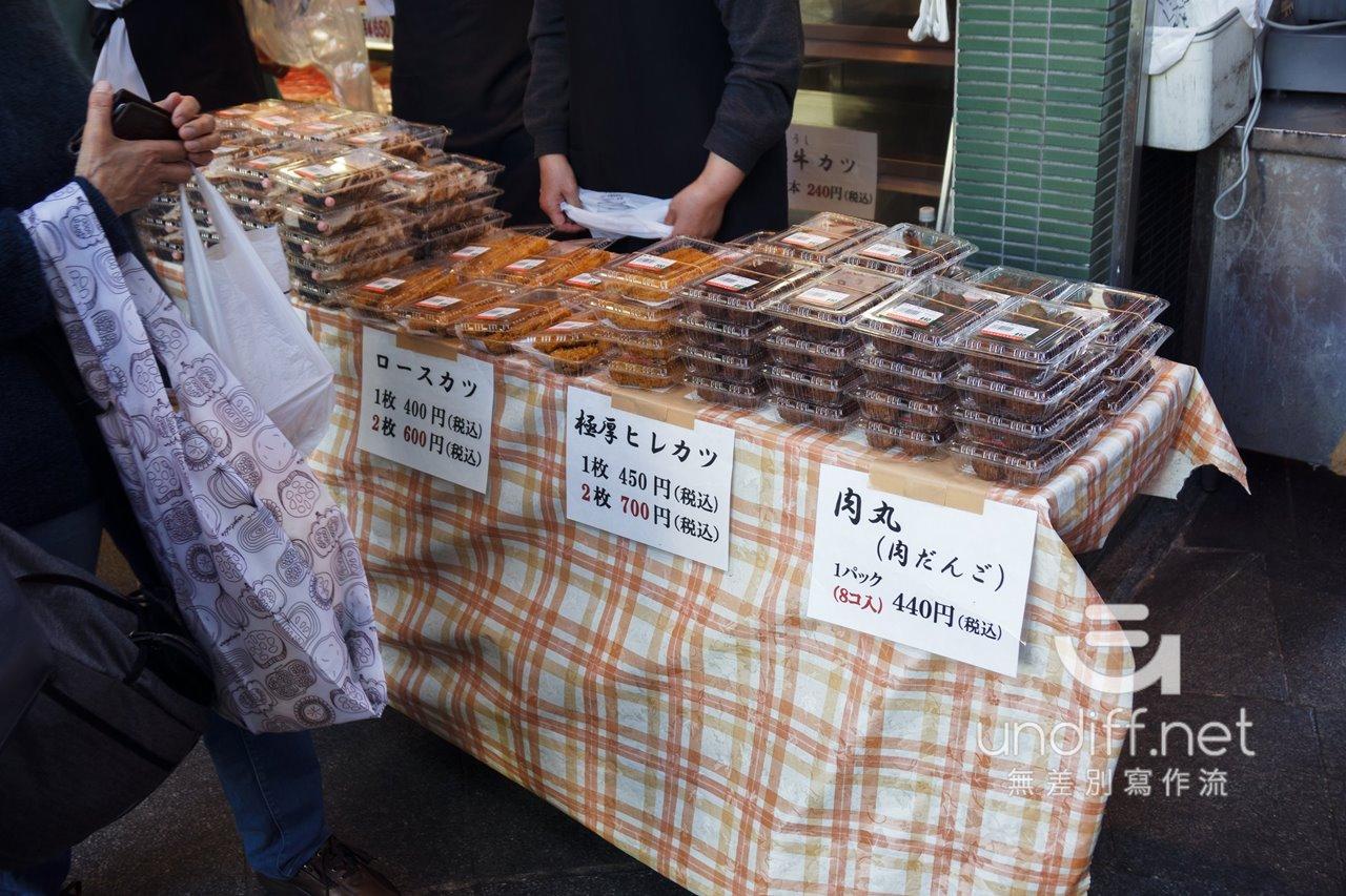 【東京美食】吉祥寺 SATOU 牛肉丸 》可樂餅也好吃的排隊小吃 16
