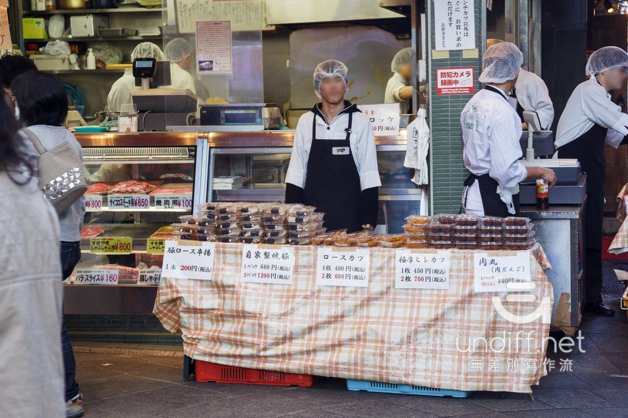 【東京美食】吉祥寺 SATOU 牛肉丸 》可樂餅也好吃的排隊小吃 14