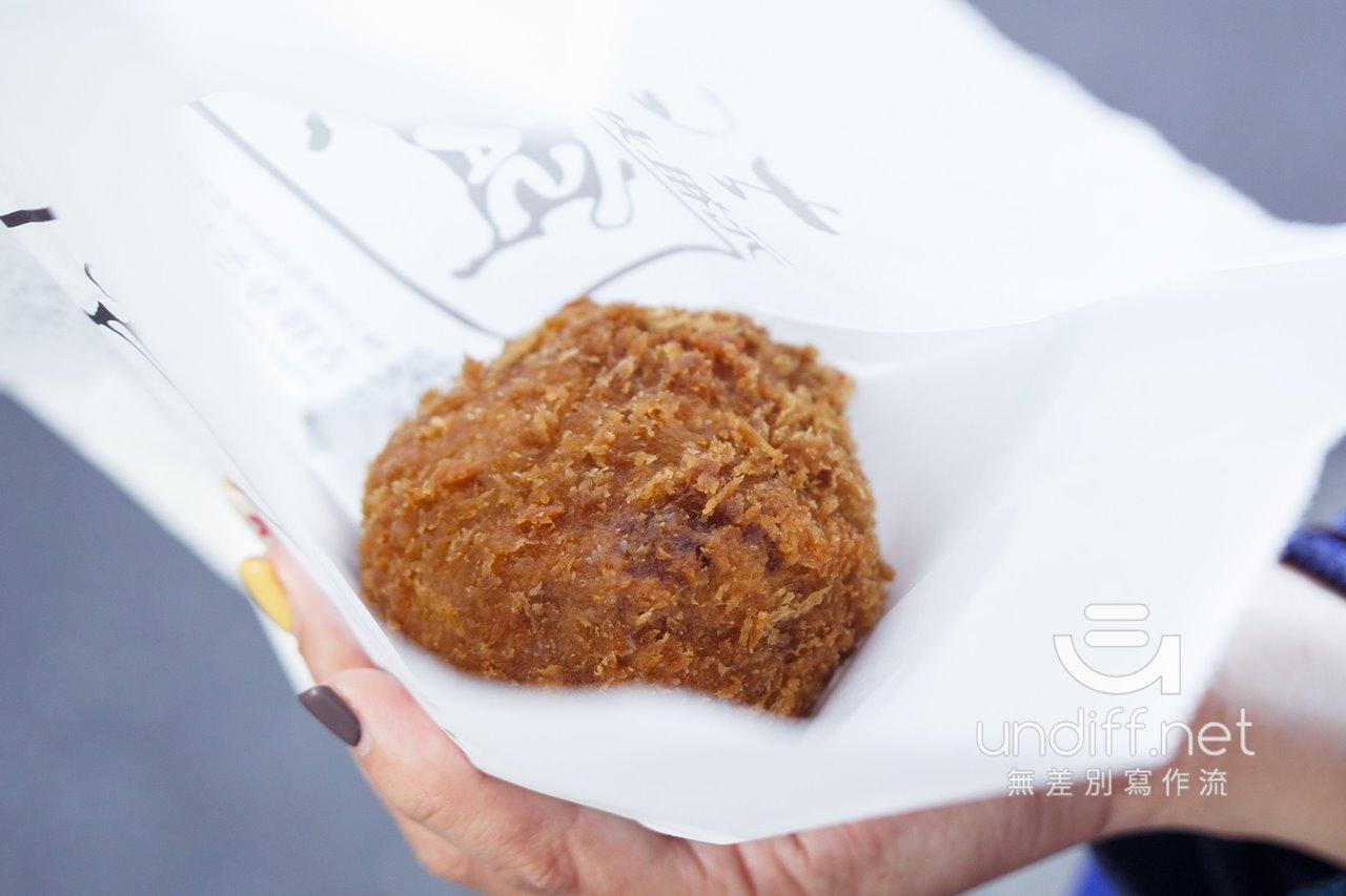 【東京美食】吉祥寺 SATOU 牛肉丸 》可樂餅也好吃的排隊小吃 22