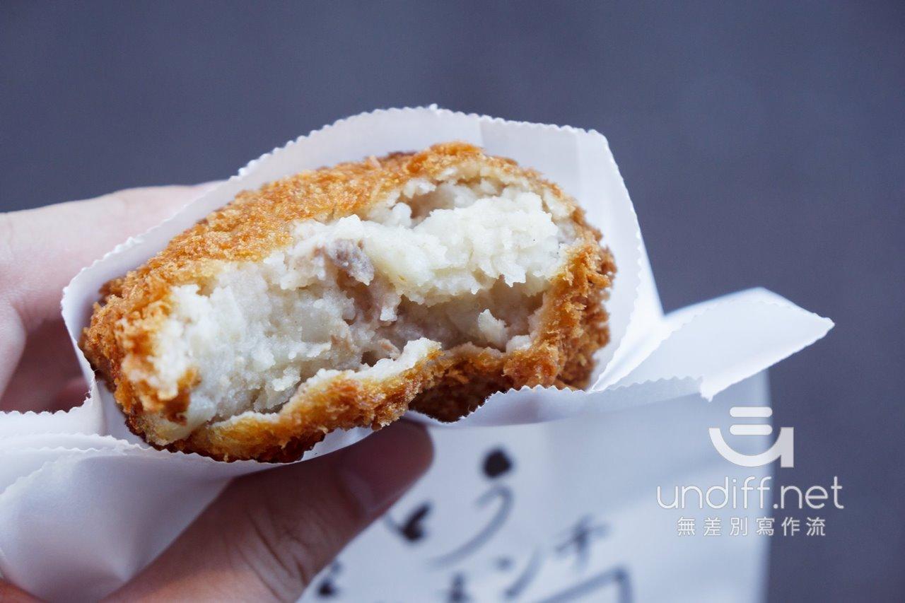 【東京美食】吉祥寺 SATOU 牛肉丸 》可樂餅也好吃的排隊小吃 26
