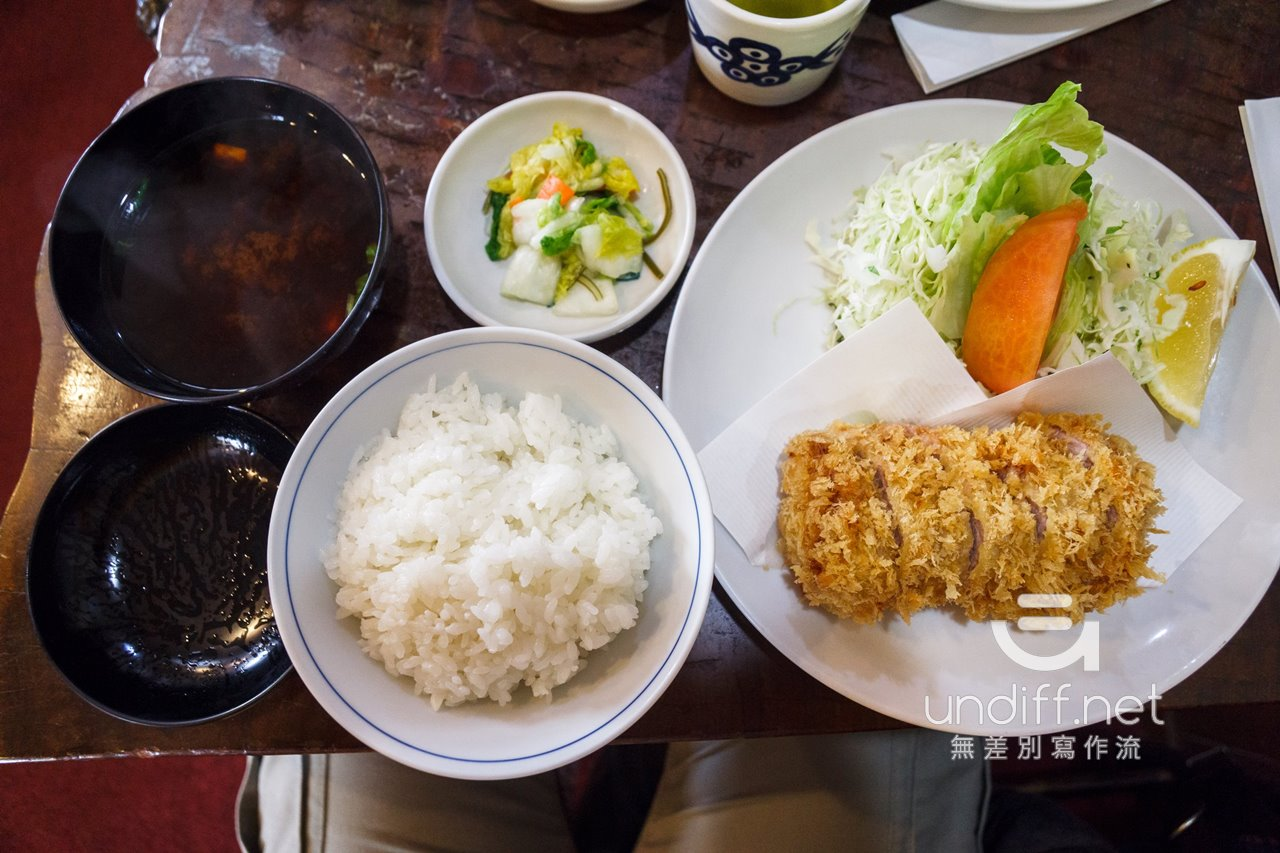 【東京美食】秋葉原 丸五豬排 》酥嫩多汁的炸豬排,東京TOP5炸豬排人氣名店 28