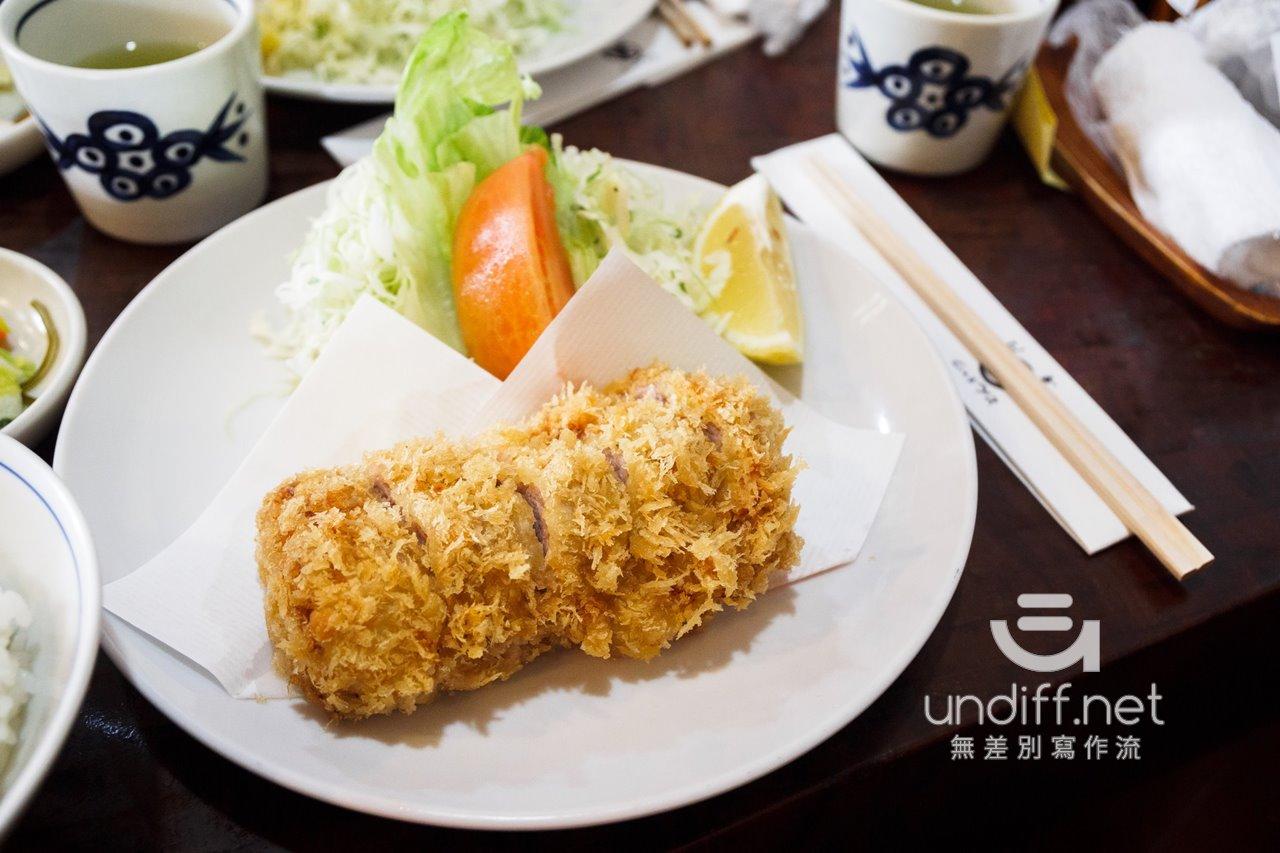 【東京美食】秋葉原 丸五豬排 》酥嫩多汁的炸豬排,東京TOP5炸豬排人氣名店 34