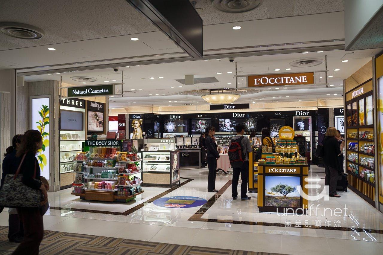 【東京購物】成田機場 二航廈 5番街 》出境後免稅商店區.知名伴手禮一次購足 90