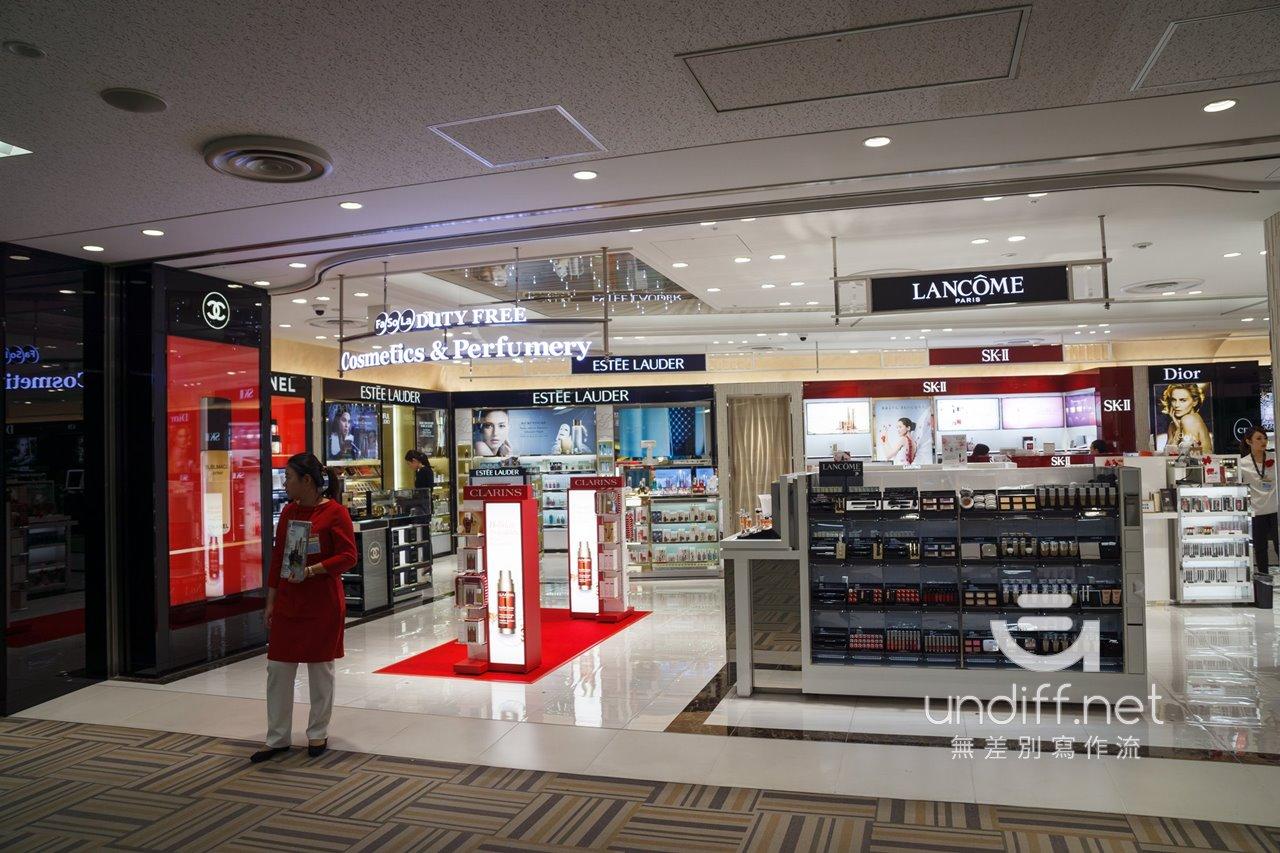 【東京購物】成田機場 二航廈 5番街 》出境後免稅商店區.知名伴手禮一次購足 88