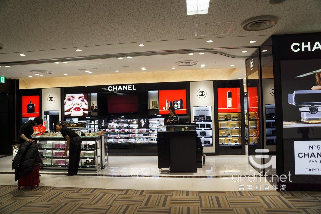 【東京購物】成田機場 二航廈 5番街 》出境後免稅商店區.知名伴手禮一次購足 86