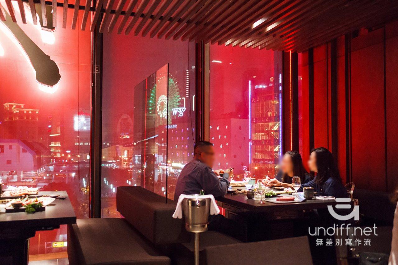 【台北美食】中山 老乾杯 大直店 》價格與美味都很高級的和牛燒肉 16