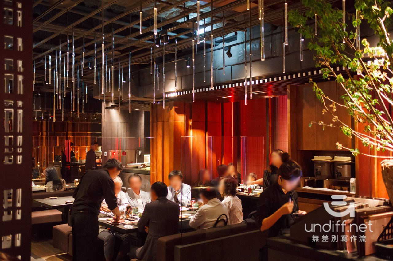 【台北美食】中山 老乾杯 大直店 》價格與美味都很高級的和牛燒肉 12