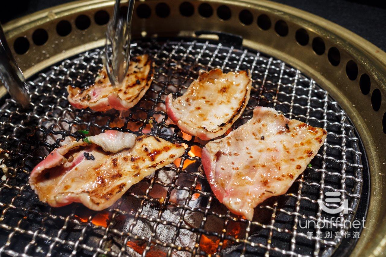 【台北美食】中山 老乾杯 大直店 》價格與美味都很高級的和牛燒肉 88