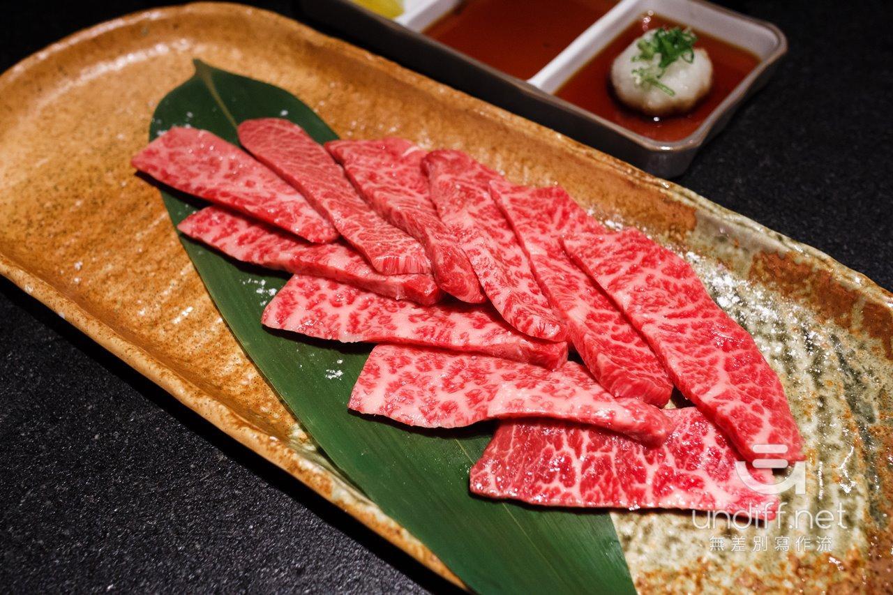 【台北美食】中山 老乾杯 大直店 》價格與美味都很高級的和牛燒肉 90