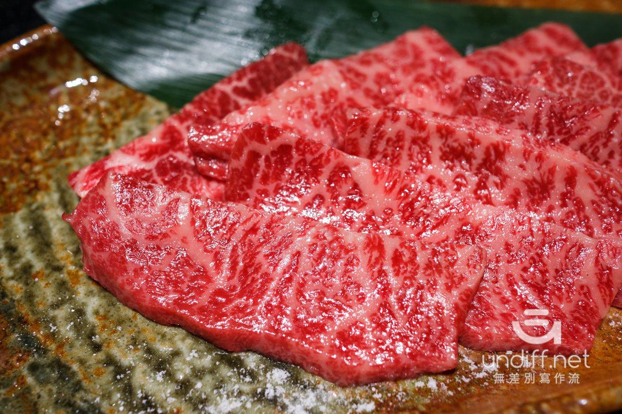 【台北美食】中山 老乾杯 大直店 》價格與美味都很高級的和牛燒肉 92