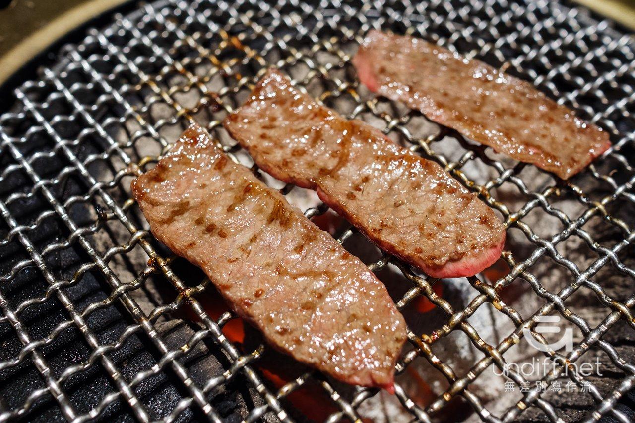 【台北美食】中山 老乾杯 大直店 》價格與美味都很高級的和牛燒肉 98