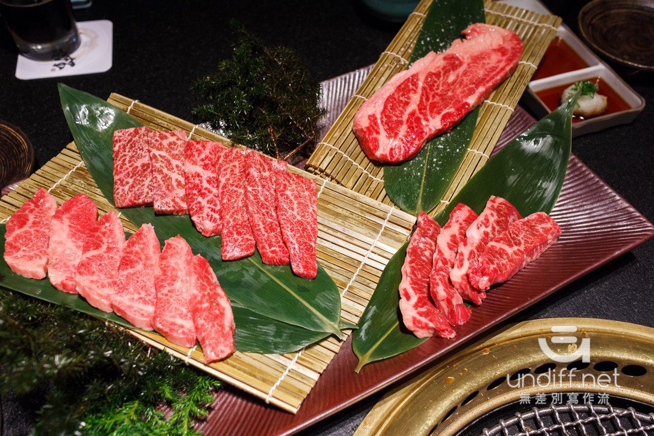 【台北美食】中山 老乾杯 大直店 》價格與美味都很高級的和牛燒肉 100