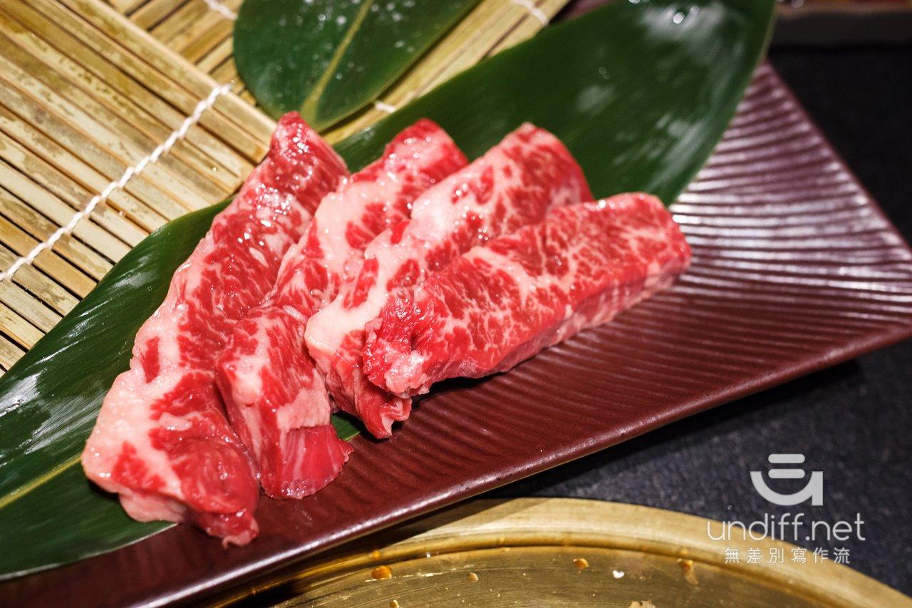 【台北美食】中山 老乾杯 大直店 》價格與美味都很高級的和牛燒肉 104