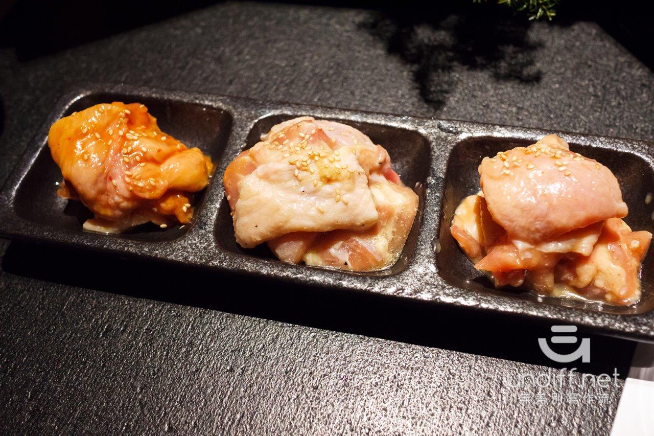 【台北美食】中山 老乾杯 大直店 》價格與美味都很高級的和牛燒肉 112