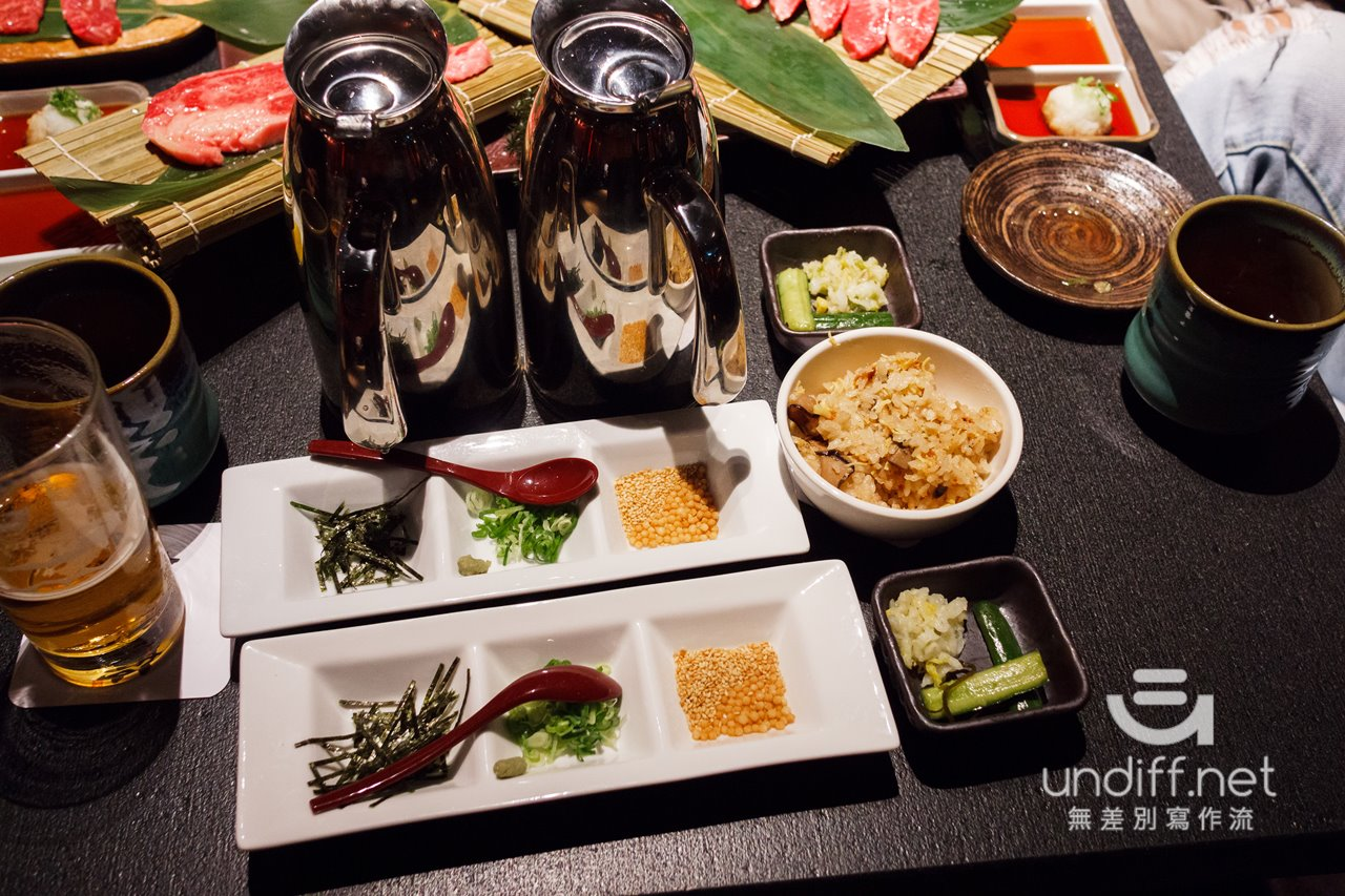 【台北美食】中山 老乾杯 大直店 》價格與美味都很高級的和牛燒肉 120