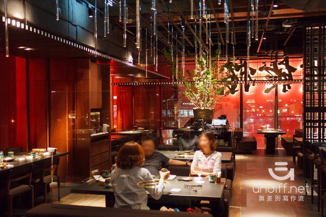 【台北美食】中山 老乾杯 大直店 》價格與美味都很高級的和牛燒肉 14