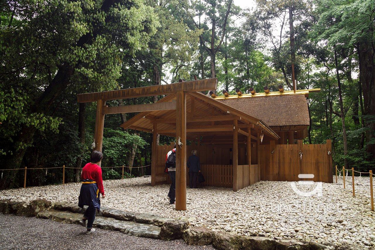【日本三重】伊勢神宮 內宮 》日本人的心之故鄉,一生必訪景點 58
