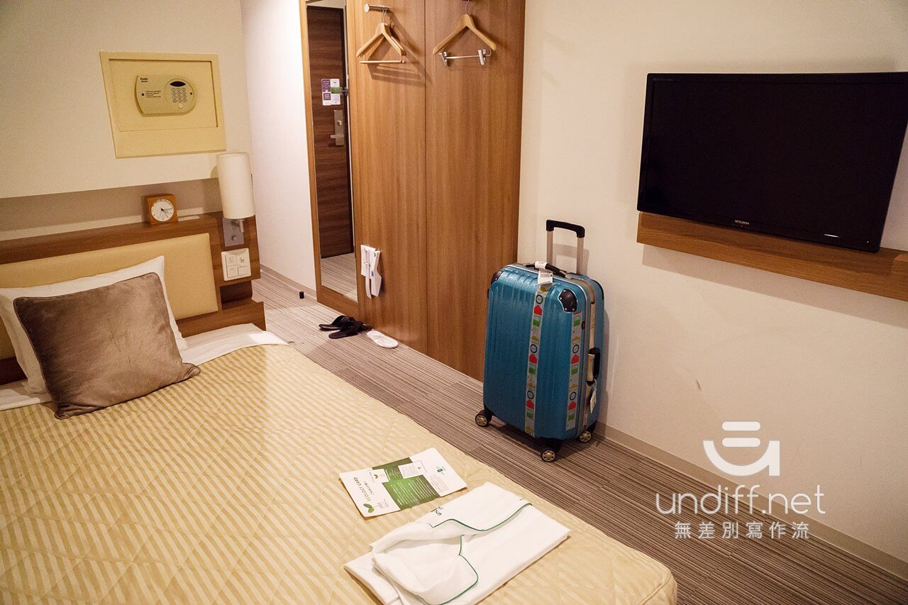 【名古屋住宿】UNIZO INN 名古屋榮 》價格實惠交通便利的商務旅館 30