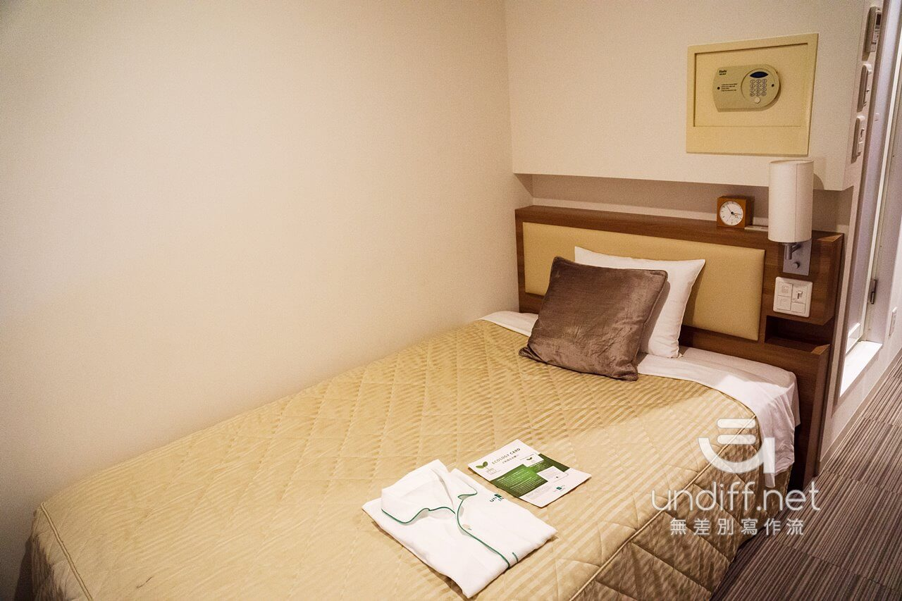 【名古屋住宿】UNIZO INN 名古屋榮 》價格實惠交通便利的商務旅館 32