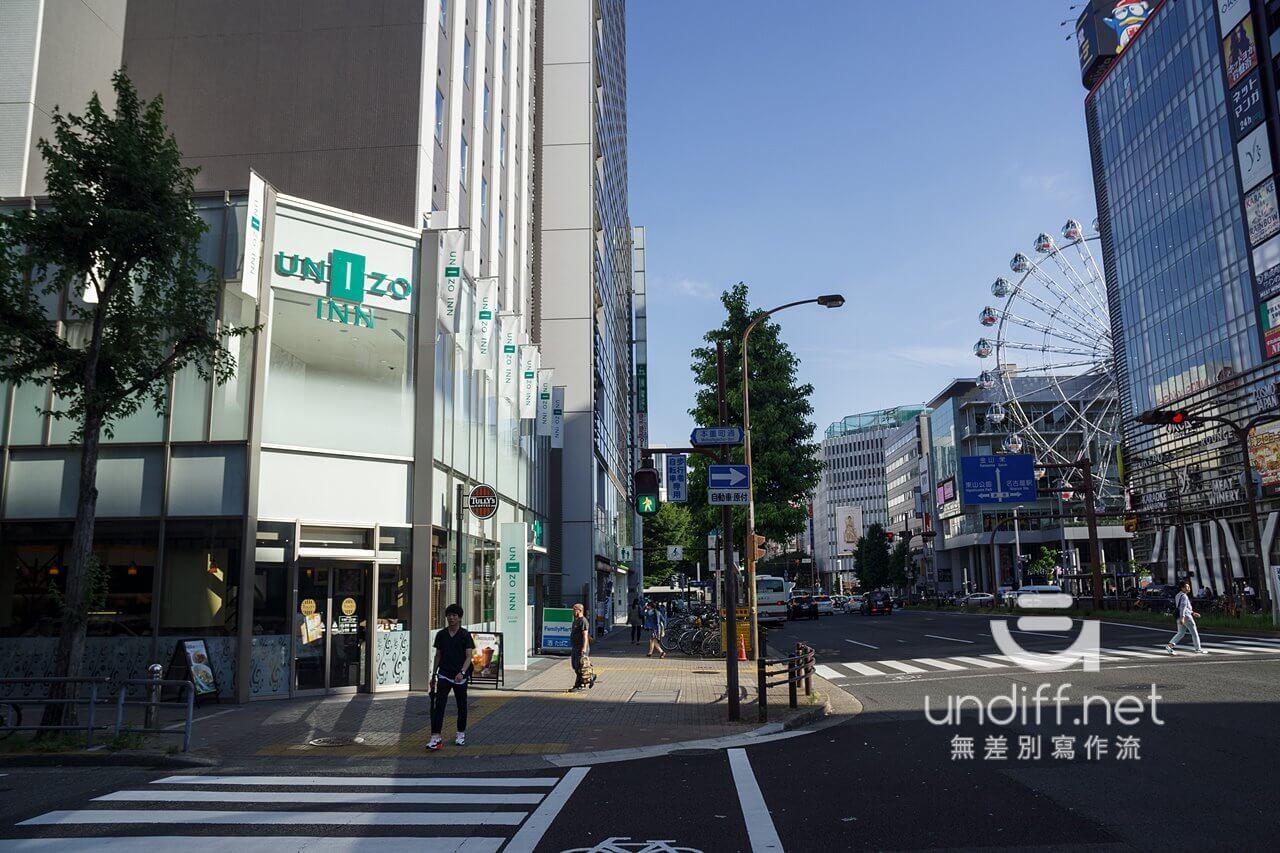 【名古屋住宿】UNIZO INN 名古屋榮 》價格實惠交通便利的商務旅館 8