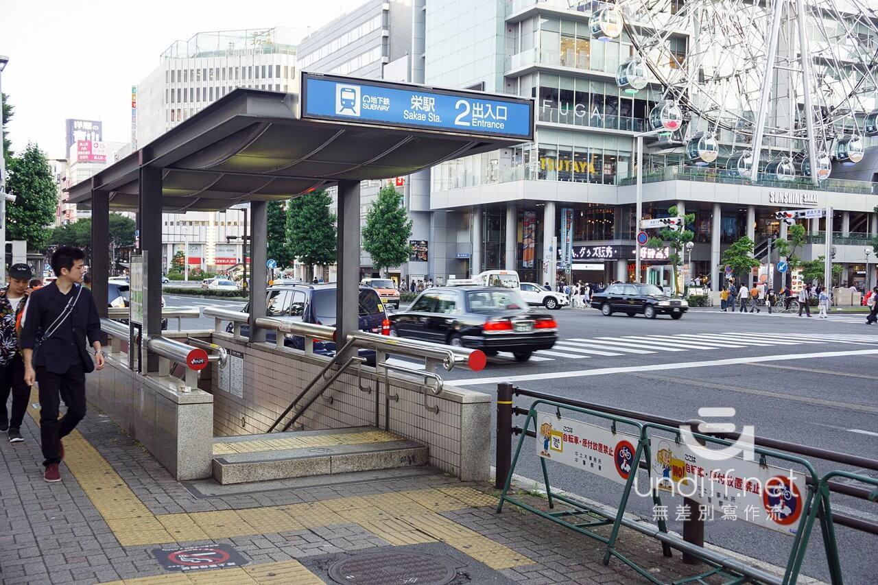 【名古屋住宿】UNIZO INN 名古屋榮 》價格實惠交通便利的商務旅館 6