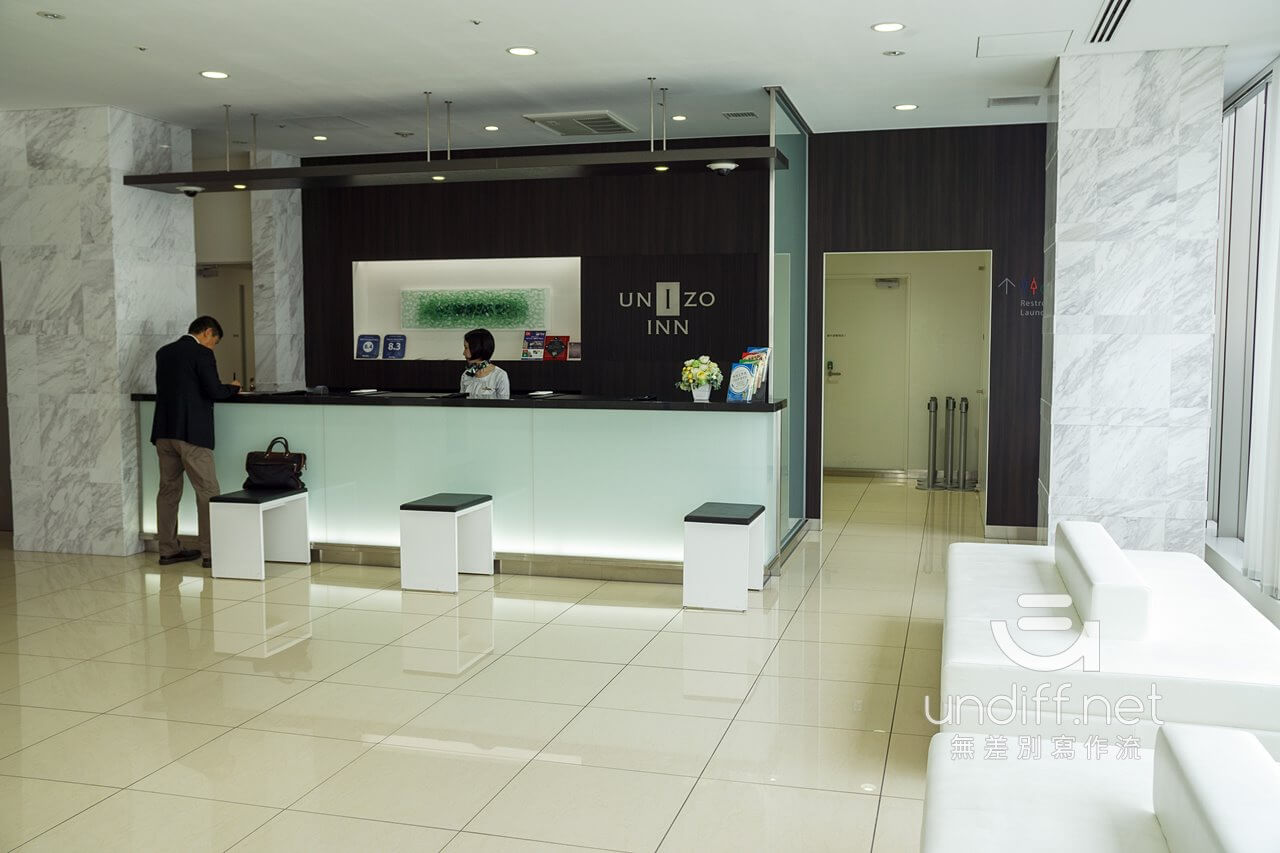 【名古屋住宿】UNIZO INN 名古屋榮 》價格實惠交通便利的商務旅館 16