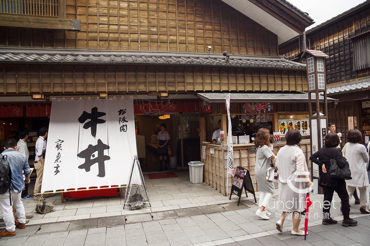 【日本三重   托福橫丁美食】二光堂 寶來亭 》高貴的松阪牛烤肉串 4