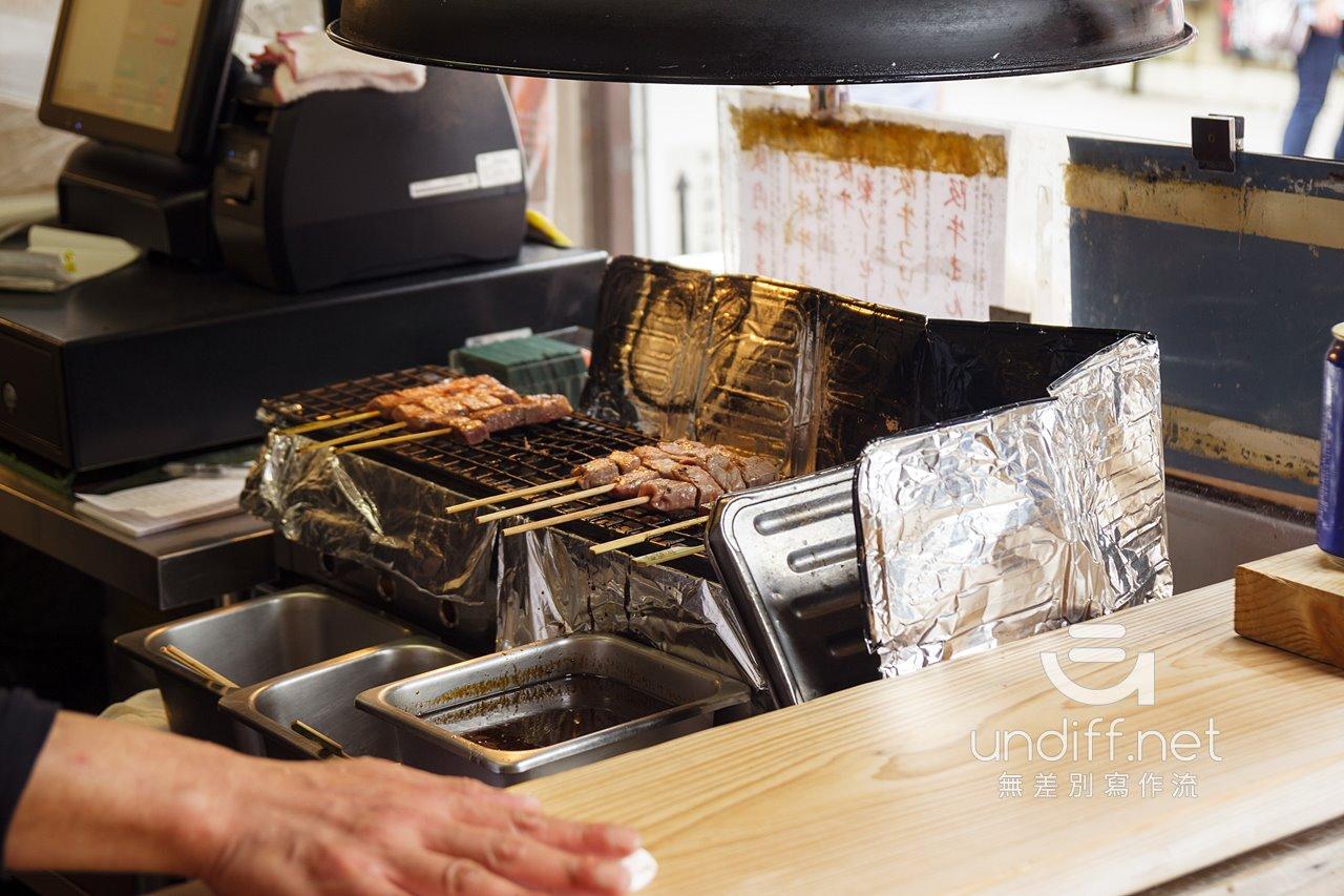 【日本三重   托福橫丁美食】二光堂 寶來亭 》高貴的松阪牛烤肉串 20