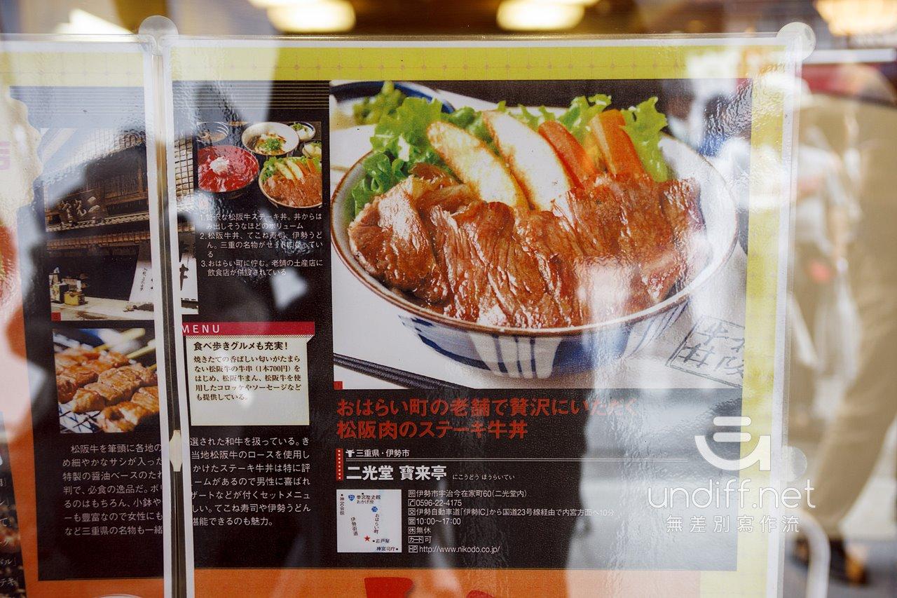【日本三重   托福橫丁美食】二光堂 寶來亭 》高貴的松阪牛烤肉串 8