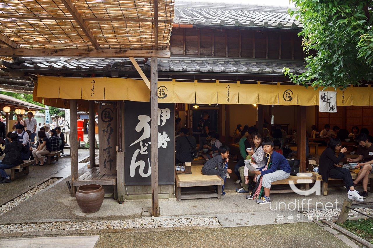 【日本三重 | 托福橫丁美食】ふくすけ 》口感獨特的伊勢烏龍麵 2