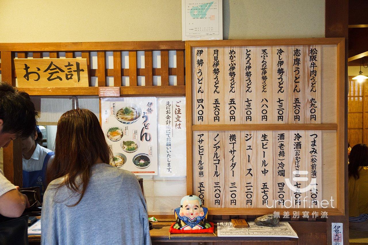 【日本三重 | 托福橫丁美食】ふくすけ 》口感獨特的伊勢烏龍麵 8