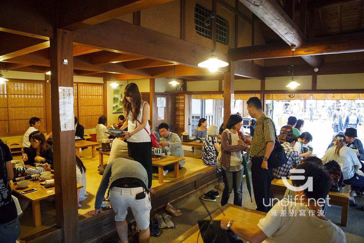 【日本三重 | 托福橫丁美食】ふくすけ 》口感獨特的伊勢烏龍麵 6