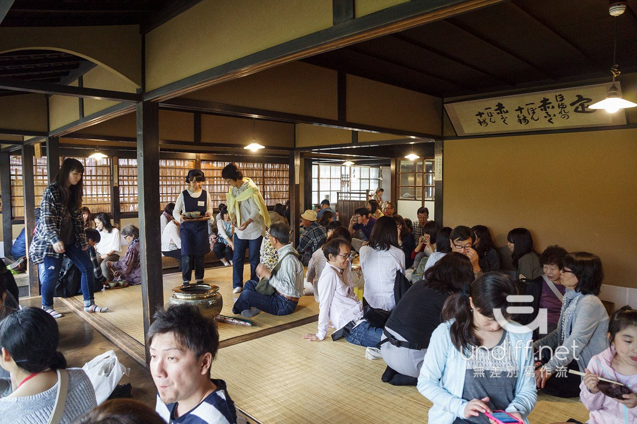 【日本三重   托福橫丁美食】赤福本店 》好吃的紅豆麻糬赤福餅.黃金傳說排隊名店 24