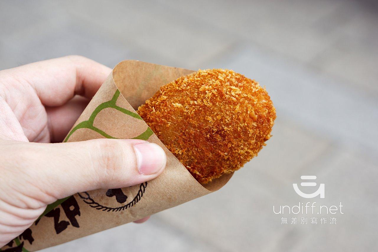 【日本三重 | 托福橫丁美食】豚捨 》便宜又好吃的炸串與伊勢牛可樂餅 22