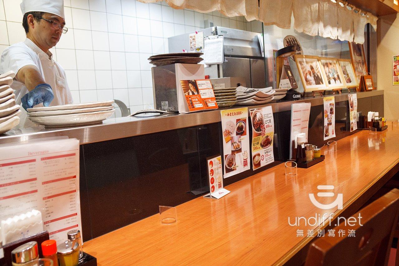 【名古屋美食】矢場とん CentRise 榮 》香氣四溢的味噌鐵板豬排 22
