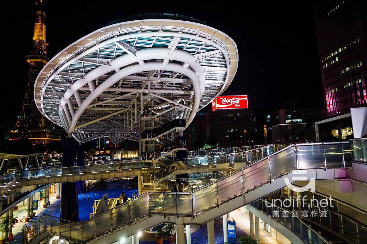 【名古屋景點】名古屋電視塔 & Oasis 綠洲 21 》夢幻水之宇宙船與名古屋高空夜景 20