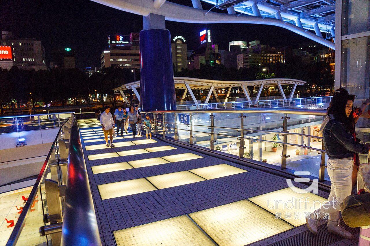 【名古屋景點】名古屋電視塔 & Oasis 綠洲 21 》夢幻水之宇宙船與名古屋高空夜景 26