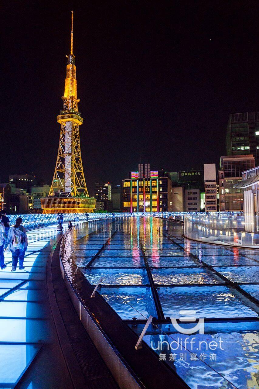 【名古屋景點】名古屋電視塔 & Oasis 綠洲 21 》夢幻水之宇宙船與名古屋高空夜景 34