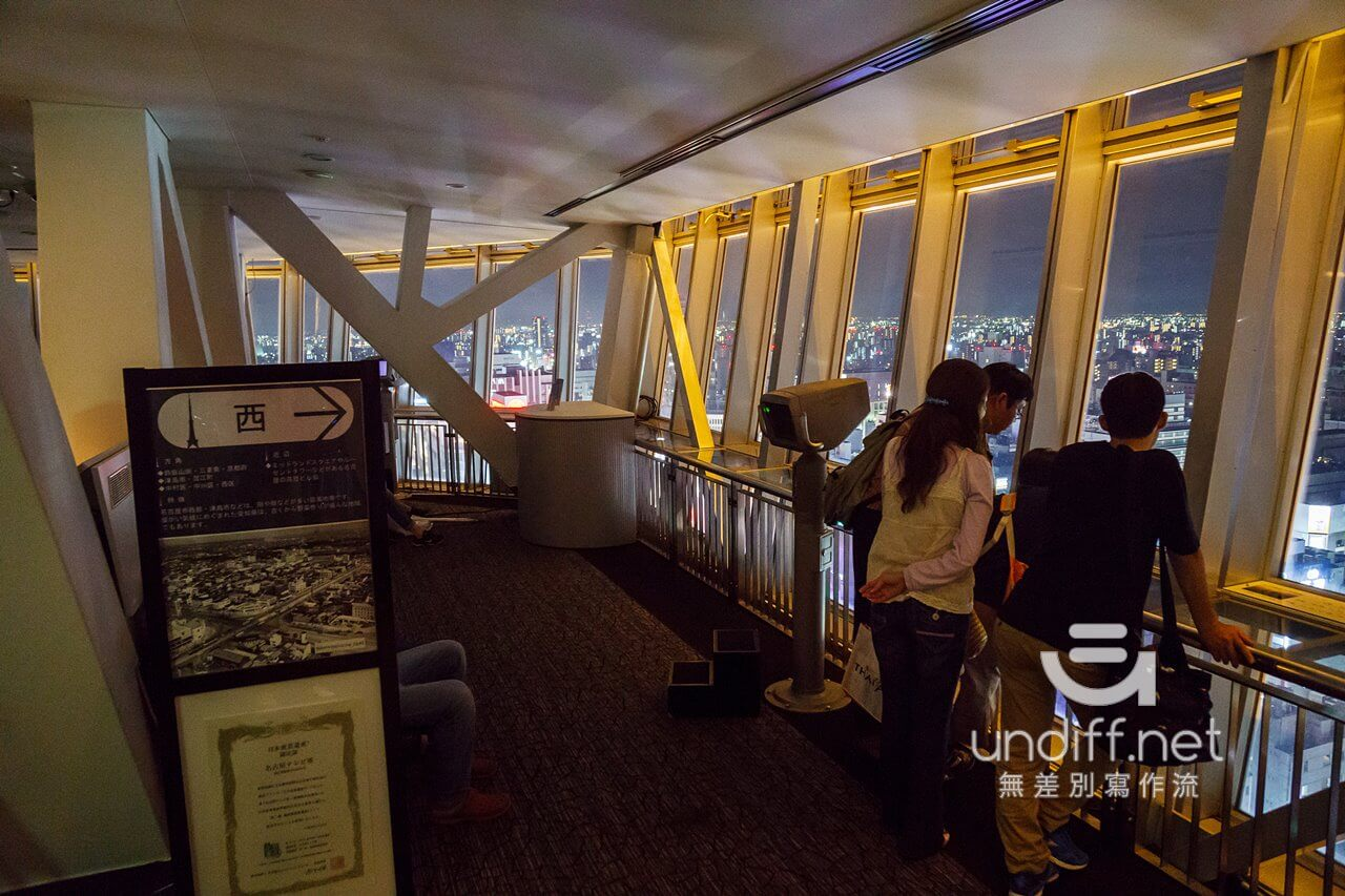 【名古屋景點】名古屋電視塔 & Oasis 綠洲 21 》夢幻水之宇宙船與名古屋高空夜景 40