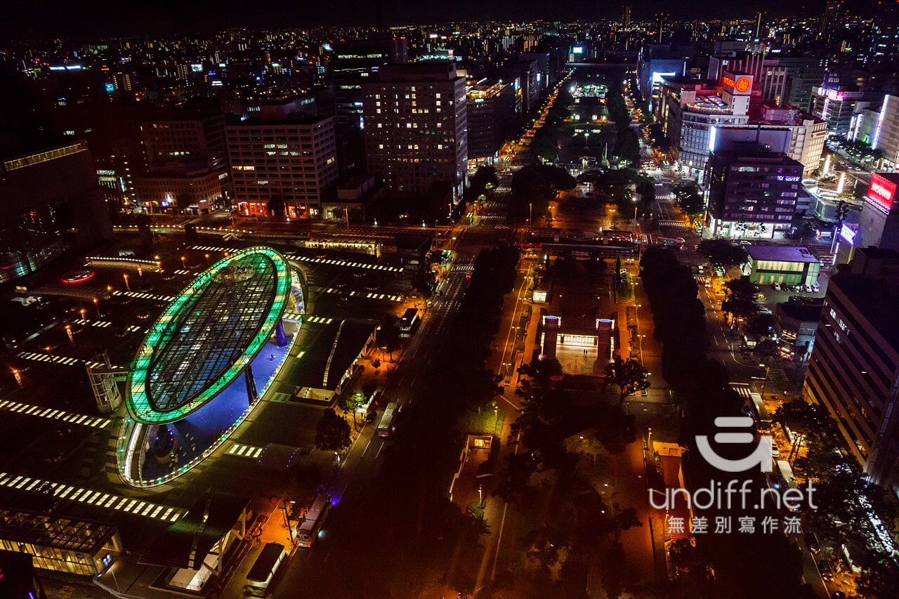【名古屋景點】名古屋電視塔 & Oasis 綠洲 21 》夢幻水之宇宙船與名古屋高空夜景 42